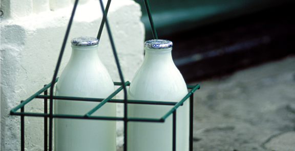 Is It the Return of the Milkman?