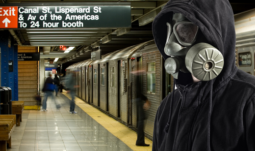 Feds Expose Subway Riders to Chemical Gas, Admits Ignorance to Health Effects