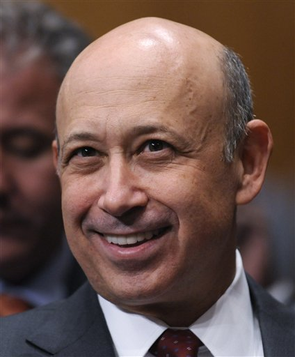 Goldman Sachs Wins 'Bank Of The Year'
