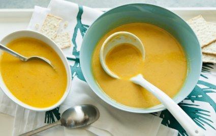 Classic Butternut Squash Soup