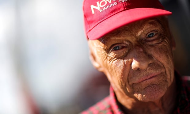 Formula One Champion, Niki Lauda, dies aged 70