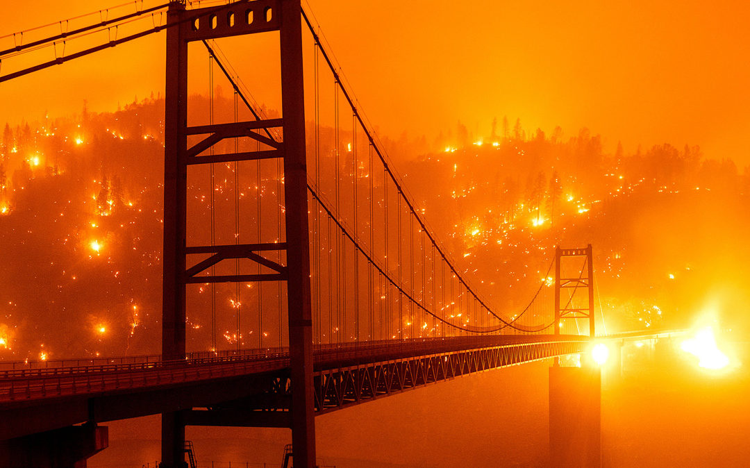 California Is Still Burning!