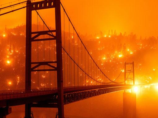 California Is Still Burning!