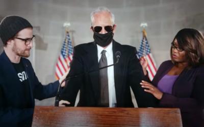 Weekend at Biden's Movie Trailer
