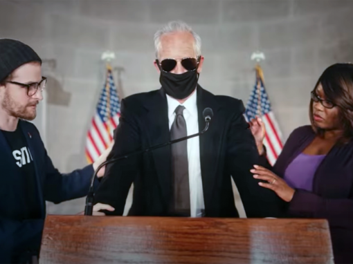 Weekend at Biden's Movie Trailer
