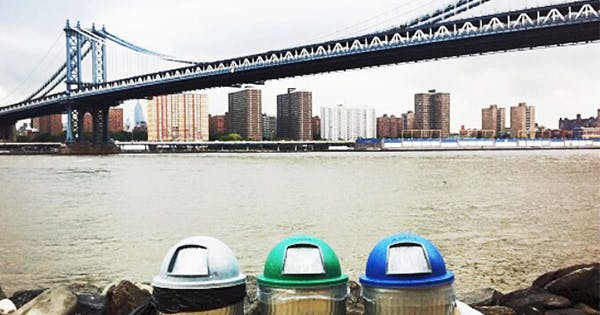 The Ultimate A to Z Guide to Recycling Everything (Like, Everything) While Living in NYC